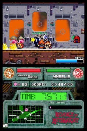 Kirby Super Star Ultra Review - Screenshot 2 of 4