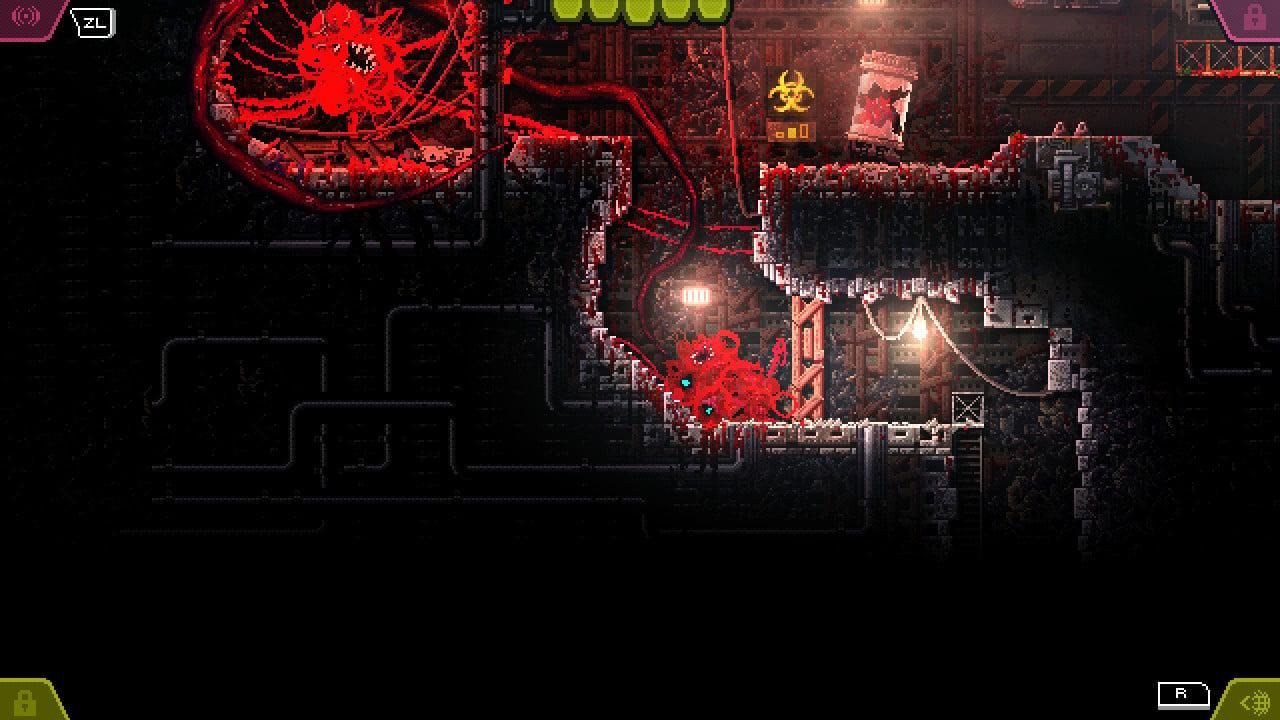 Carrion Switch Eshop Game Profile News Reviews Videos Screenshots