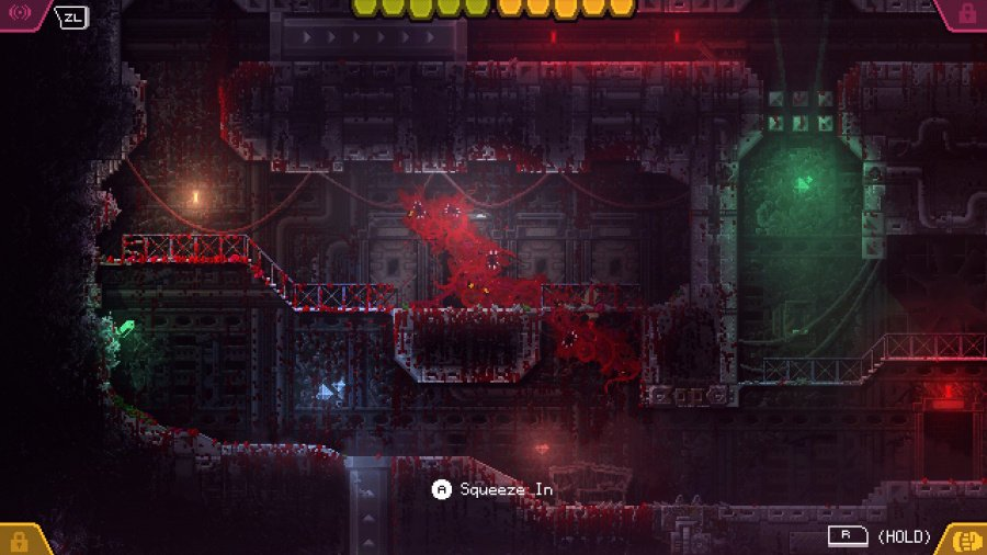 Carrion Review - Screenshot 1 of 4