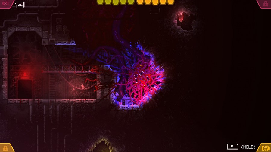 Carrion Review - Screenshot 1 of 3