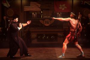 Shaolin vs Wutang Screenshot