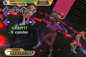 Dance Dance Revolution: Hottest Party 2 Screenshot