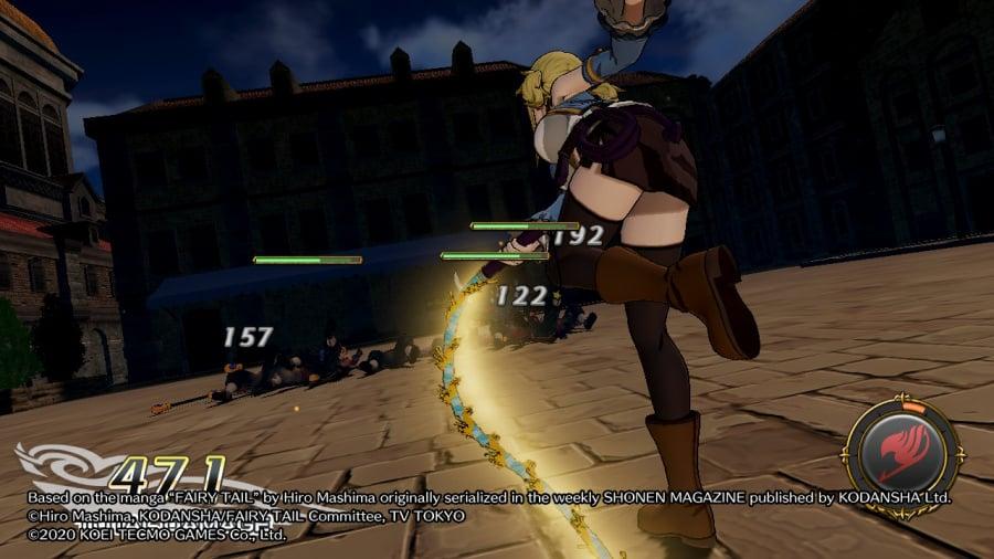 Fairy Tail Review - Captura de tela 4 de 6