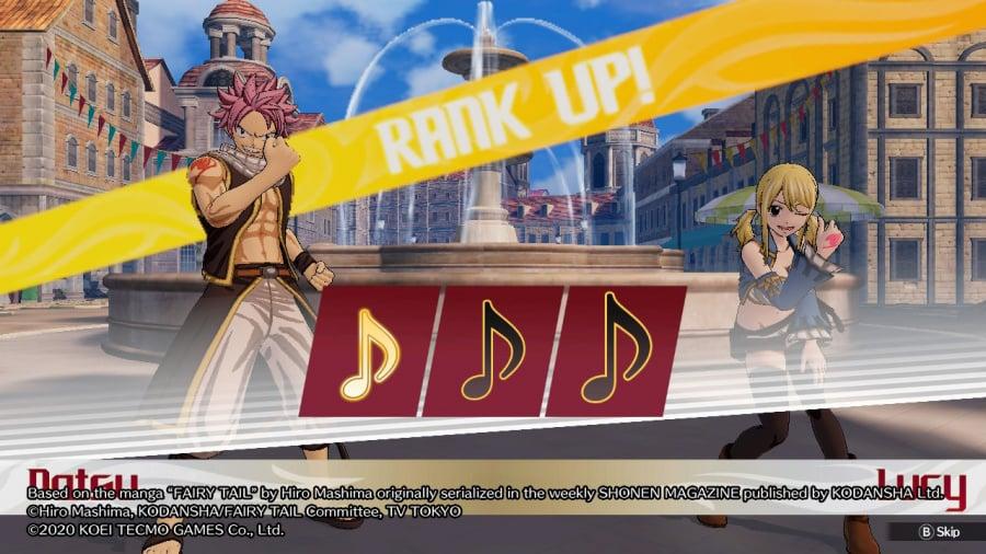 Fairy Tail Review - Captura de tela 5 de 6