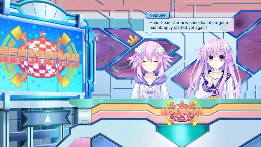 Megadimension Neptunia VII Review - Screenshot 1 of 4