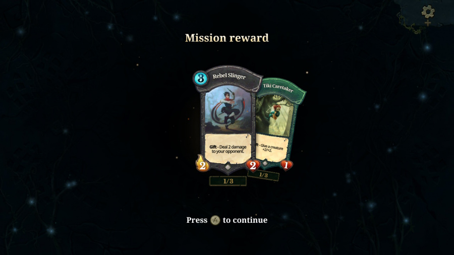 Faeria Review - Screenshot 1 of 3