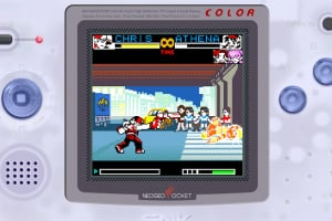 King of Fighters R-2 Screenshot