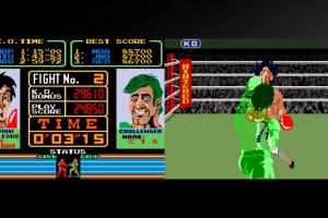 Arcade Archives Super Punch-Out!! Screenshot