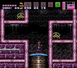 Super Metroid Review - Screenshot 1 of 3