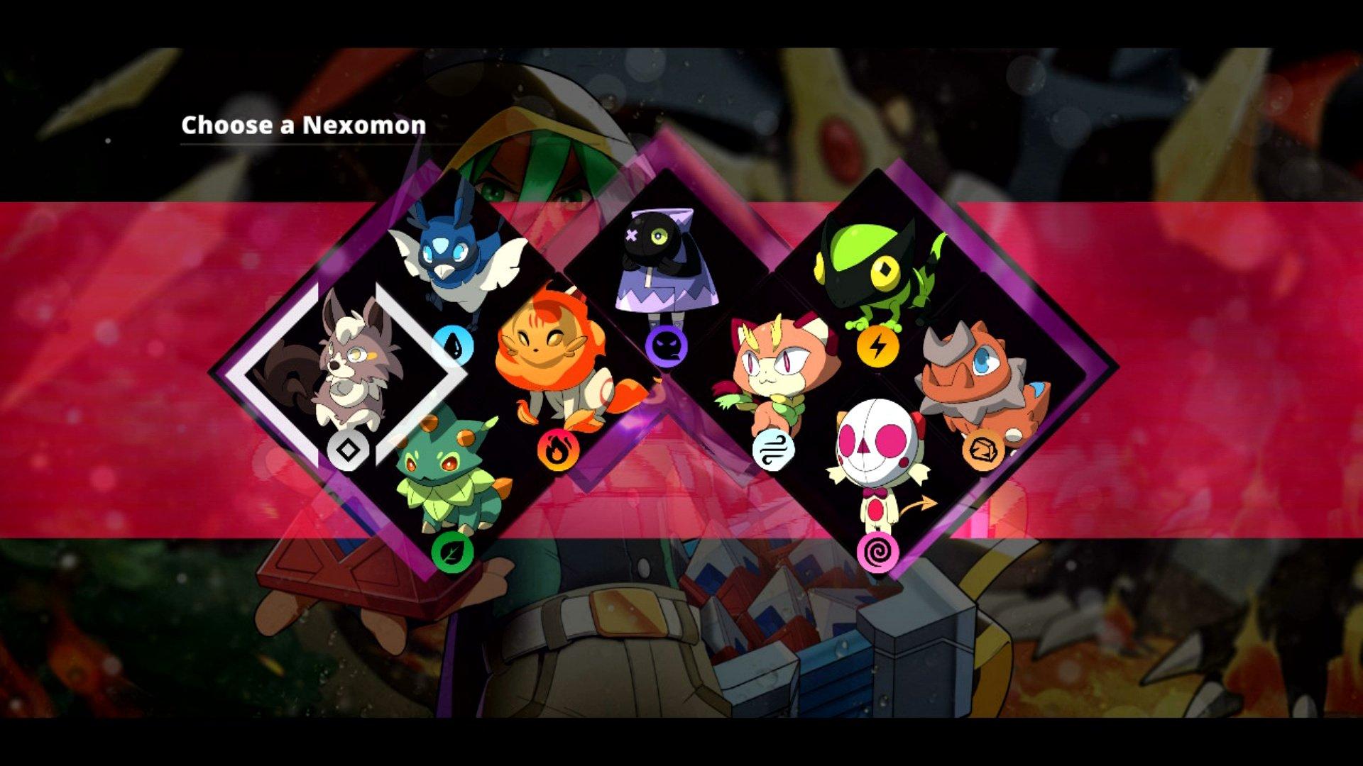 Nexomon Extinction Review Switch Nintendo Life All Games Zone