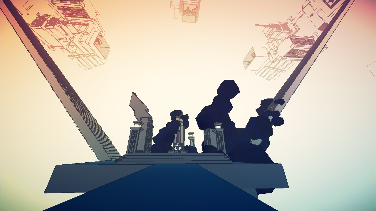 Manifold Garden Review (Switch eShop) - All Games Zone