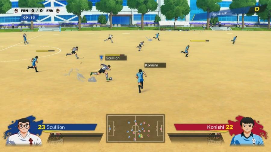 Captain Tsubasa: Rise Of New Champions Review - Screenshot 2 of 6
