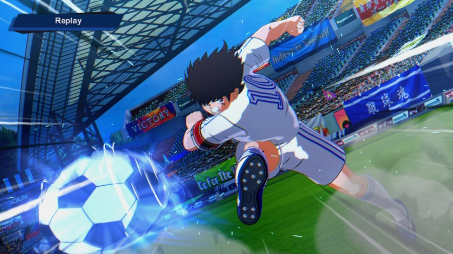 Captain Tsubasa: Rise Of New Champions Review - Screenshot 1 of 5