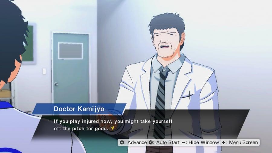 Captain Tsubasa: Rise Of New Champions Review - Captura de tela 4 de 6