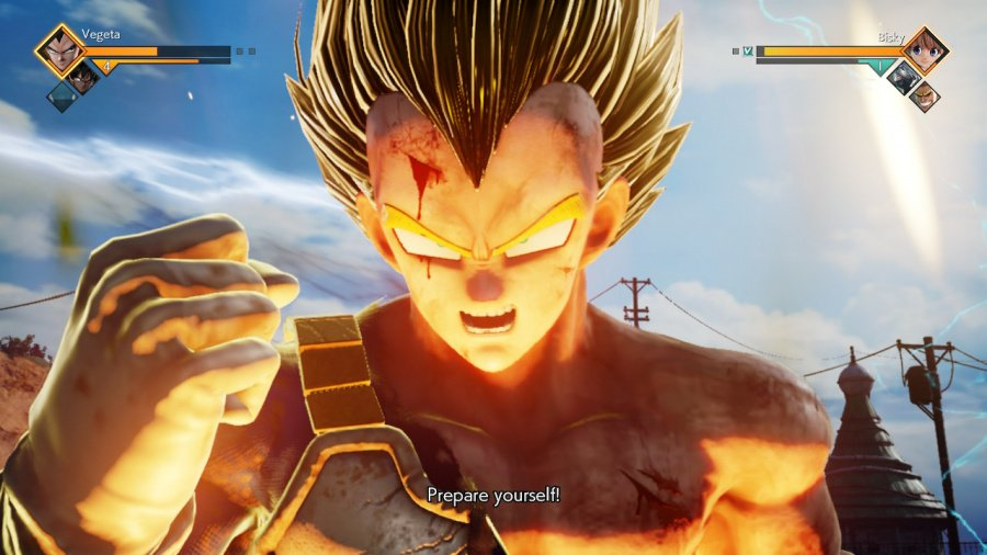 Jump Force Deluxe Edition Review - Screenshot 1 of 3