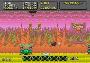 Super Fantasy Zone Review - Screenshot 1 of 3
