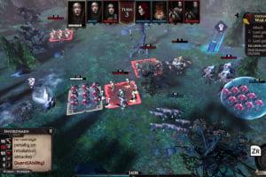 Immortal Realms: Vampire Wars Screenshot