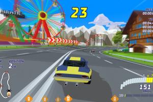 Hotshot Racing Screenshot