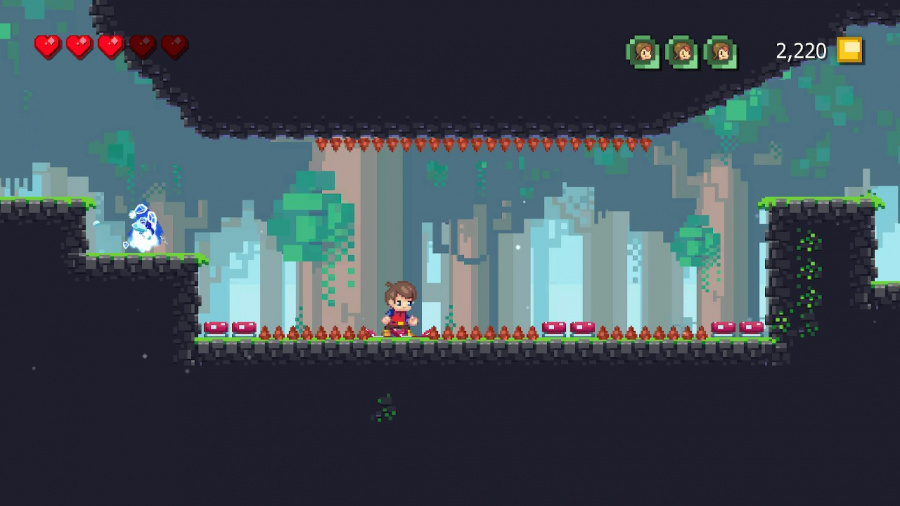 Adventures of Pip Review - Screenshot 1 of 3