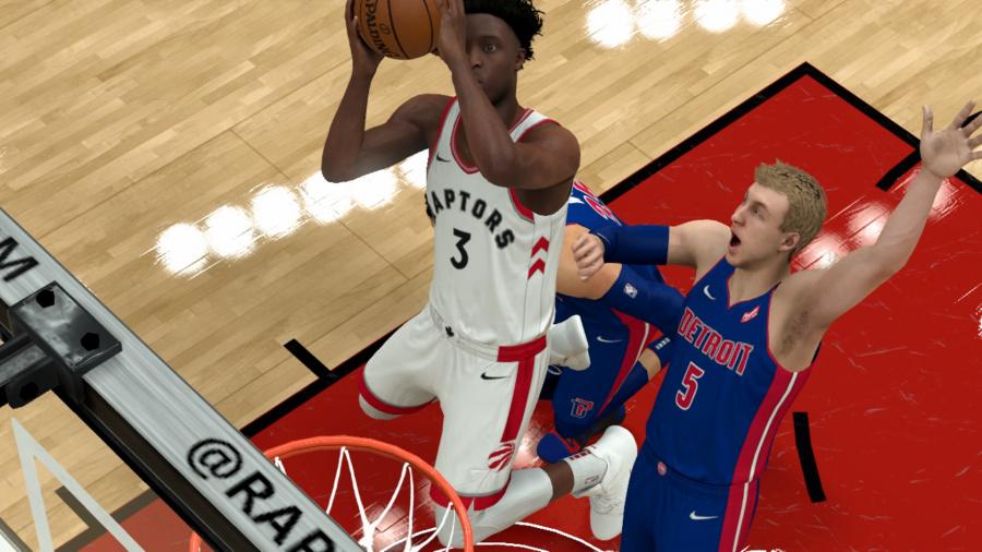 NBA 2K21 Review - Screenshot 1 of 6