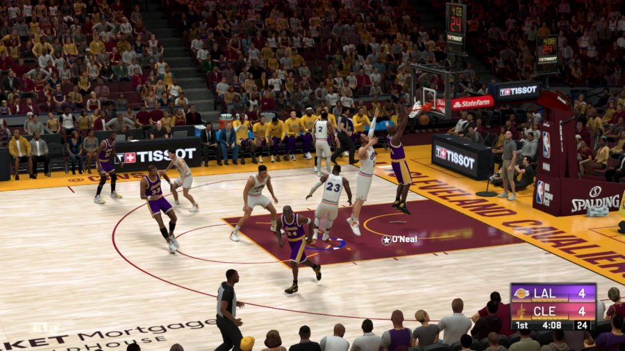 NBA 2K21 Review - Screenshot 1 of 6