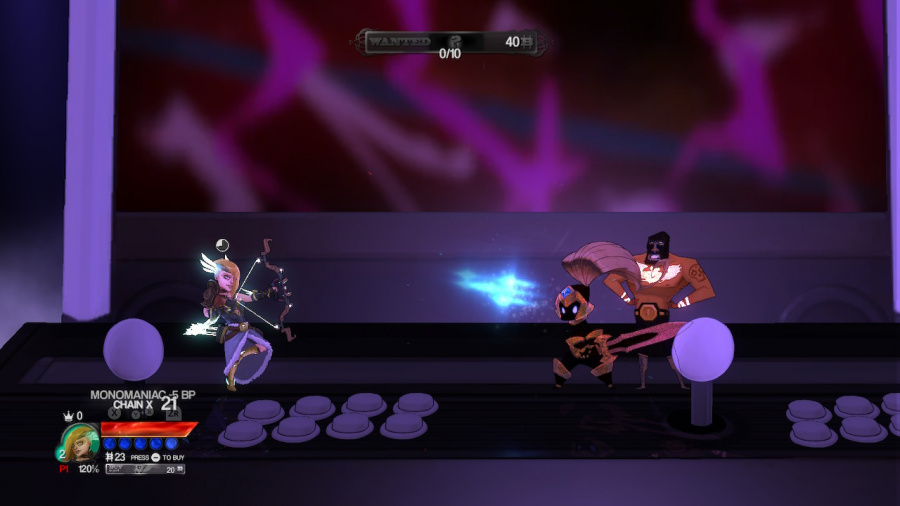 Bounty Battle Review - Screenshot 1 of 4