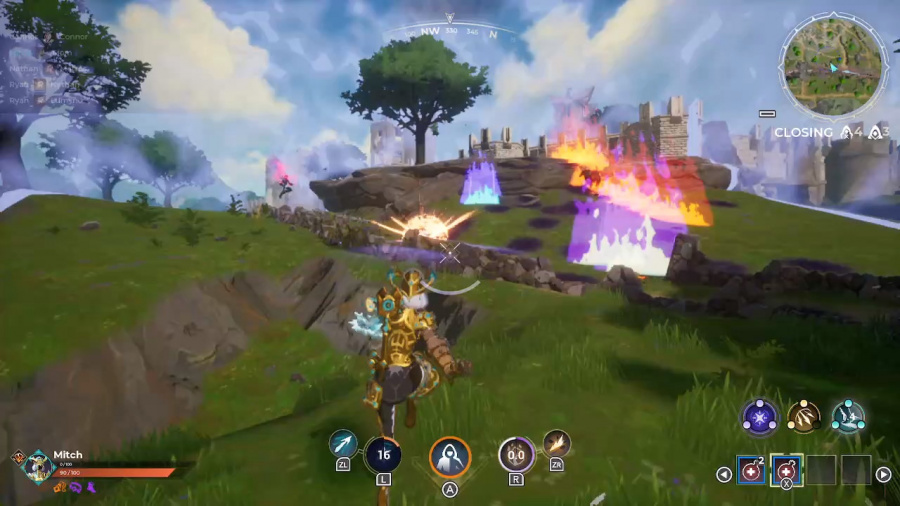 Spellbreak Review - Screenshot 1 of 6