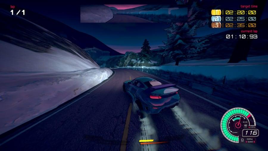 Inertial Drift Review - Screenshot 1 of 5