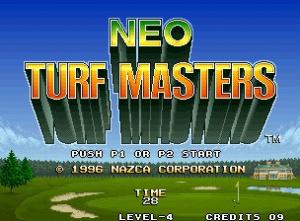 Neo Turf Masters Review - Screenshot 2 of 4