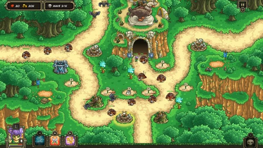 Kingdom Rush Origins Review - Screenshot 1 of 6