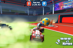 Mini Motor Racing X Screenshot