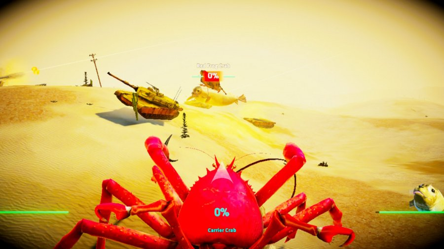 Fight Crab Review - Screenshot 1 of 4