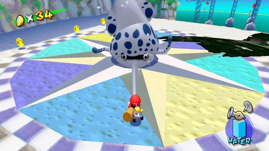 Super Mario 3D All-Stars Review - Screenshot 1 of 8