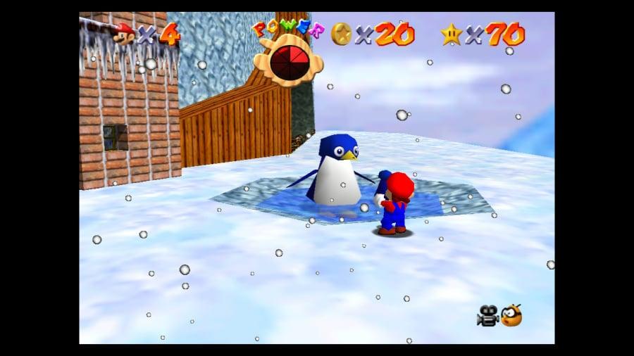 Super Mario 3D All-Stars Review - Screenshot 1 of 7