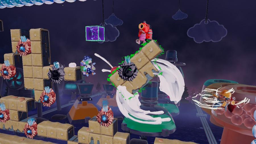 Georifters Review - Screenshot 1 of 3