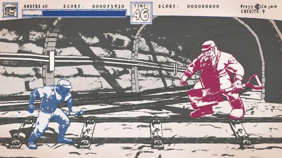 Super Punch Patrol Review - Screenshot 1 of 3