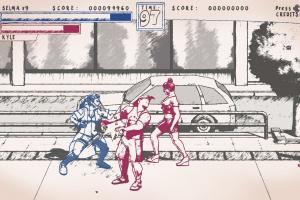 Super Punch Patrol Screenshot