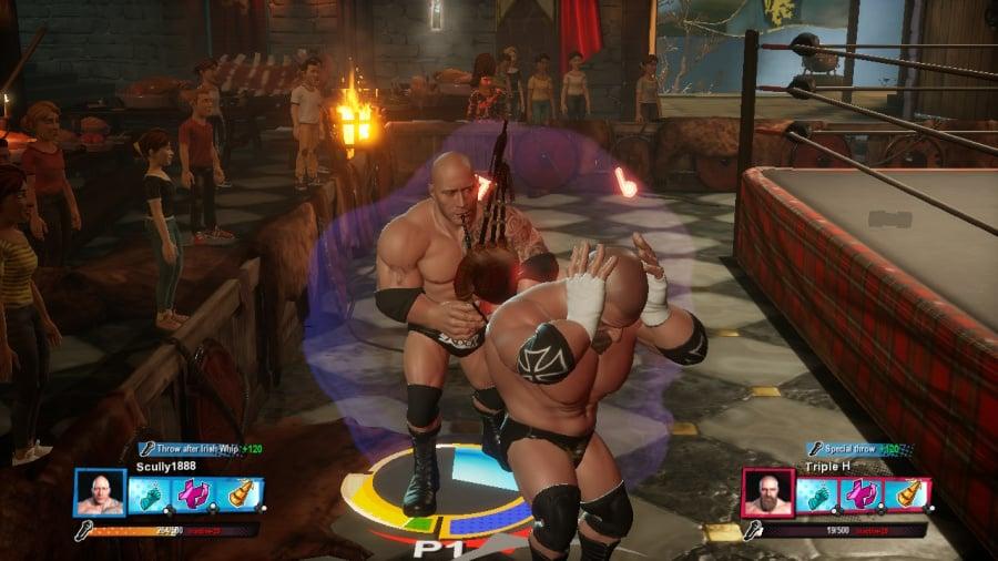 WWE 2K Battlegrounds Review - Screenshot 2 of 8