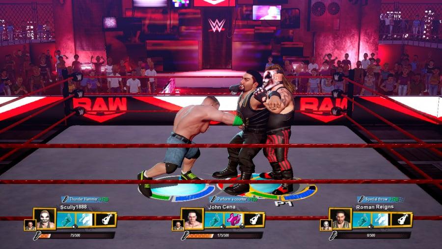 WWE 2K Battlegrounds Review - Screenshot 1 of 6