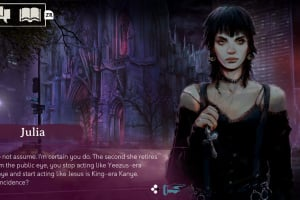 Vampire: The Masquerade - Shadows of New York Screenshot