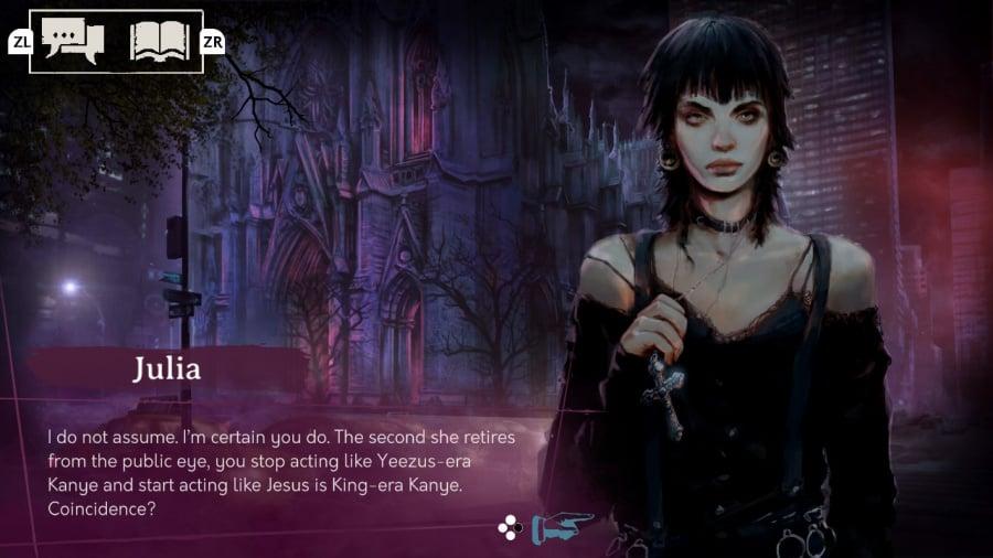 Vampire: The Masquerade - Shadows of New York Review - Screenshot 1 of 3