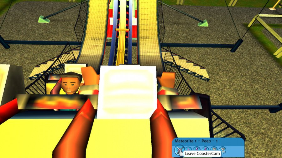 RollerCoaster Tycoon 3: Complete Edition Review - Screenshot 1 of 7