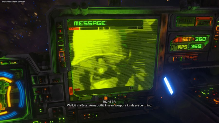 Rebel Galaxy Outlaw Review - Screenshot 1 of 6