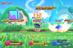 Kirby Fighters 2 Screenshot