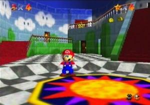 Super Mario 64 Review - Screenshot 1 of 2