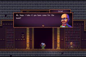 Alwa's Legacy Screenshot