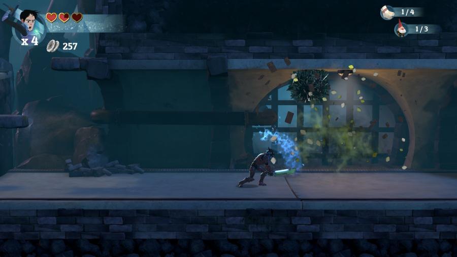 Trollhunters: Defenders of Arcadia Review - Screenshot 1 of 3