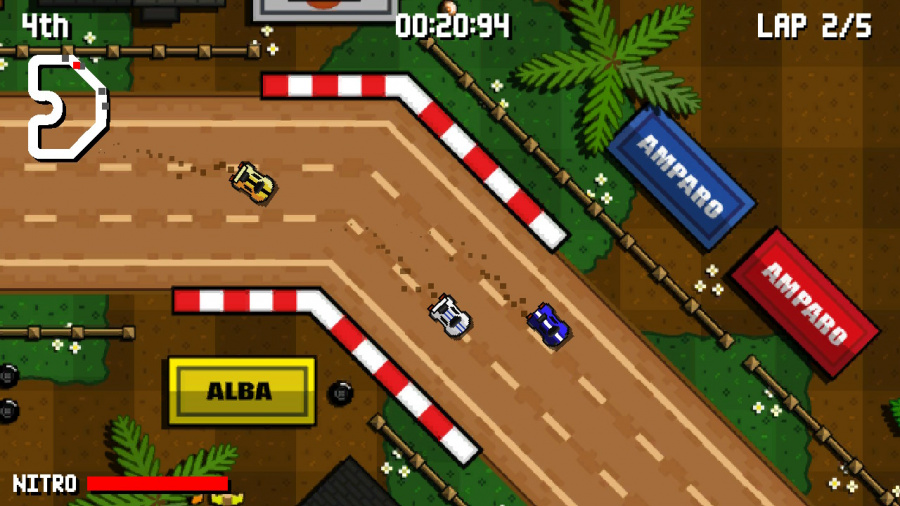 Micro Pico Racers Review - Screenshot 1 of 6