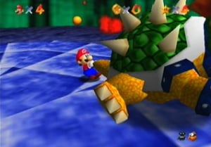 Super Mario 64 Review - Screenshot 1 of 4