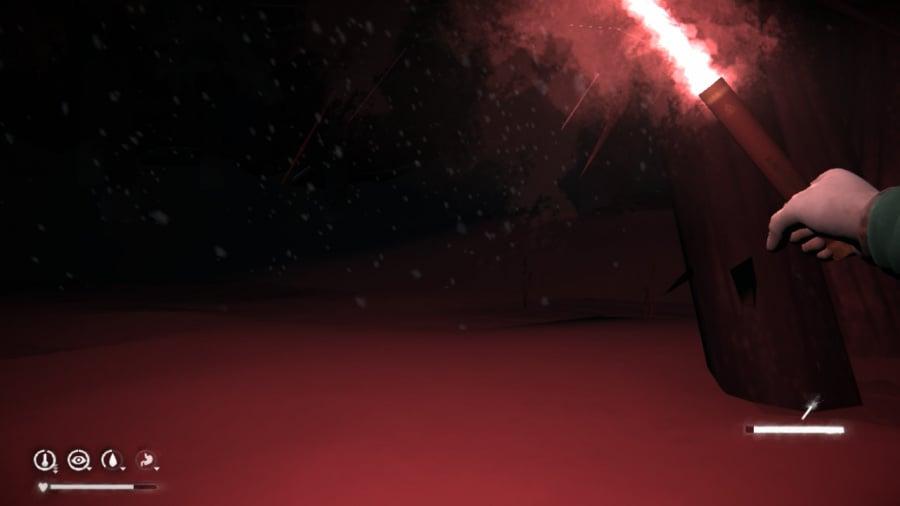 The Long Dark Review - Captura de pantalla 1 de 4